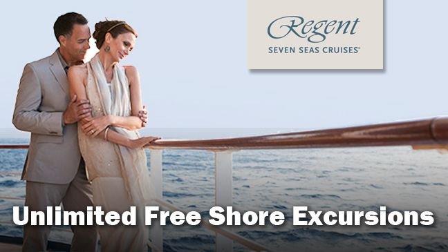 Regent Cruises Deals 2018 Europe USA