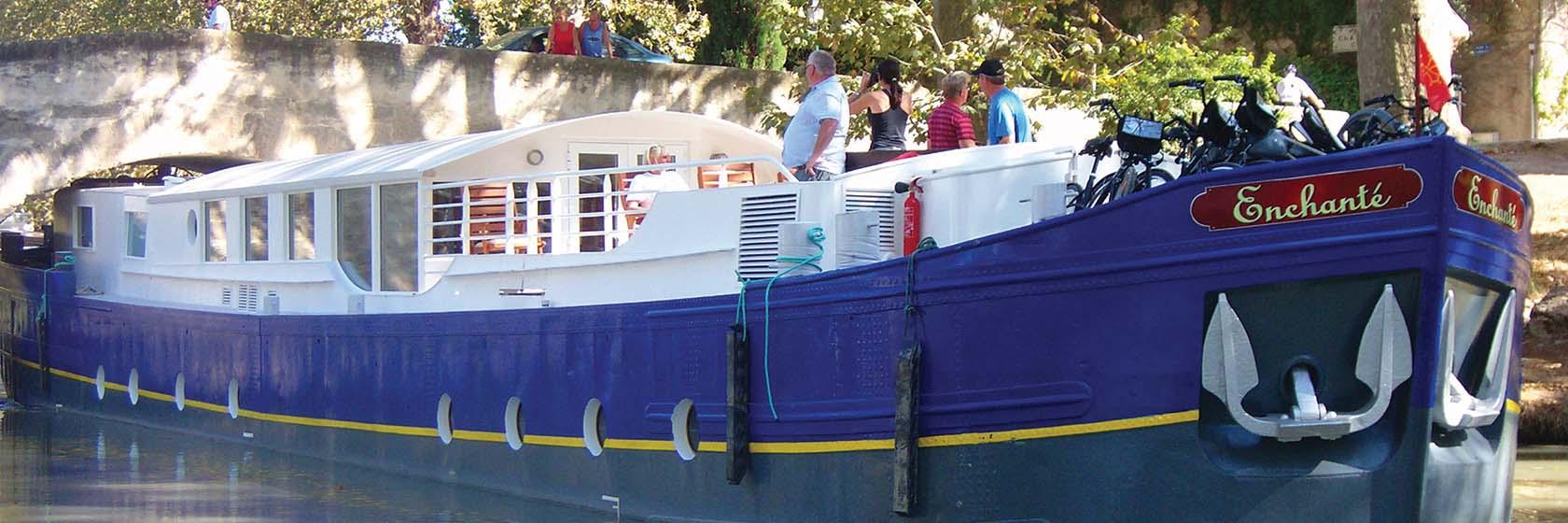 Canal du Midi Cruise on Abercrombie & Kent Enchanté