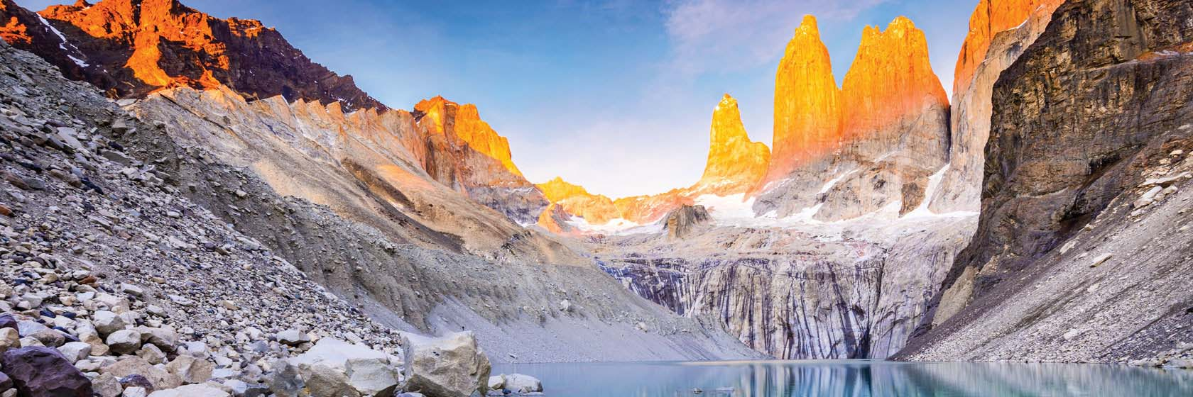 Chile & Argentina: Patagonian Wilderness, 15 Days Santiago to Buenos Aires with A&K