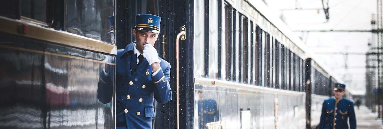 The Party: Roar Into 2020, Venice to London on Venice Simplon-Orient-Express