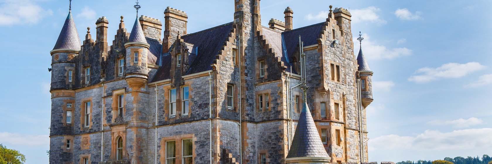 Belmond Grand Hibernian: Legends and Loughs, 5 Days Dublin Return with A&K