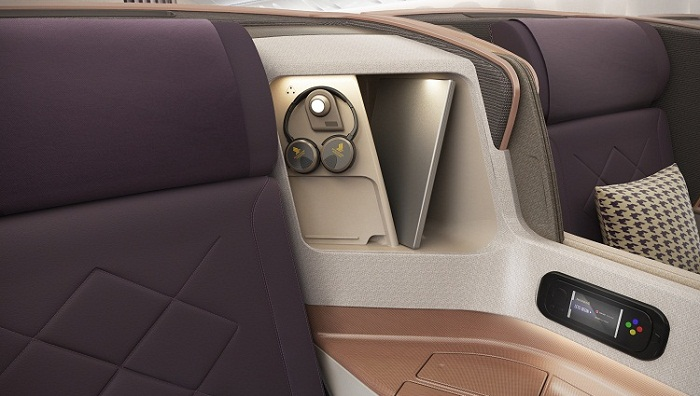 New Business Class Connectivity