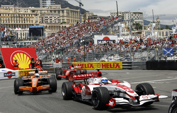Get Up Close to the Adrenaline and Excitement of the Monaco Grand Prix